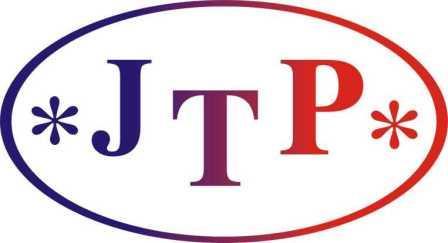 logo JTP - Jednota tlumočníků a překladatelů
